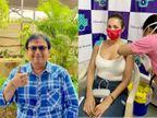 દિલીપ જોષીએ પત્ની સાથે કોરોનાની વેક્સિન લીધી, કહ્યું- 'અસલી મજા JAB કે સાથ આતા હૈ'|બોલિવૂડ,Bollywood - Divya Bhaskar
