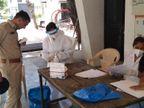 અમદાવાદ પોલીસ કમિશનર ઓફિસમાં કોરોના, બે પોલીસકર્મી પોઝિટિવ, ડીસીપીએ કહ્યું, લક્ષણો ગંભીર નથી|અમદાવાદ,Ahmedabad - Divya Bhaskar