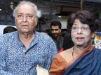 બંગાળી એક્ટર સૌમિત્ર ચેટર્જીના નિધનના 4 મહિના પછી પત્ની દીપાનું અવસાન|બોલિવૂડ,Bollywood - Divya Bhaskar