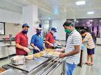 સેપ્ટમાં માસ્ક ન પહેરે તો 1000રૂ.નો દંડ, કોલેજોની કેન્ટિનોમાં નાસ્તો જ મળે છે|અમદાવાદ,Ahmedabad - Divya Bhaskar