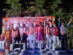 ગાંધીનગરમાં કોરોના વિસ્ફોટ, સ્કૂલો અને કોલેજોમાં શૈક્ષણિક કાર્ય બંધ છતાં મહાનગરપાલિકાની ચૂંટણી યોજાઈ રહી છે|ગાંધીનગર,Gandhinagar - Divya Bhaskar