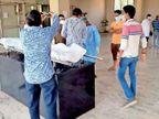રાજકોટના આરોગ્ય વિભાગે કહ્યું, 'બે દી'માં 27 કોરોના પોઝિટિવ દર્દીનાં મોત થયા' ભાસ્કરે તપાસ કરતા જાણવા મળ્યું કે, 4 સ્મશાનમાં કોવિડ મુજબ 61ની અંતિમવિધિ કરાઈ|રાજકોટ,Rajkot - Divya Bhaskar