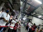 દર્દીઓમાં ઓક્સિજન ઘટતા રેમડેસિવીર ઈન્જેક્શનની માગ વધી, 5000નું ઈન્જેક્શન 900માં વેચાતા લાઈનો લાગી|અમદાવાદ,Ahmedabad - Divya Bhaskar