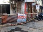 સુરતમાં મહિધરપુરાની 8થી વધુ શેરીઓ સીલ, હીરા બજારમાં ફરજિયાત વેક્સિનેશન કરાવવા માટે પ્રયાસ|સુરત,Surat - Divya Bhaskar