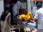 બારડોલીથી સુરત સિવિલમાં લવાતી કોરોના પોઝિટિવ મહિલાની 108માં પ્રસૂતિ, EMTએ ચાલુ એમ્બ્યુલન્સમાં બાળકીને જન્મ અપાવ્યો|સુરત,Surat - Divya Bhaskar