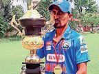 છાડવારાના માલધારીનો દિવ્યાંગ પુત્ર ભારત વતી ક્રિકેટ રમવા દુબઈ પહોંચ્યો|ભુજ,Bhuj - Divya Bhaskar
