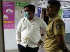 ભાગતો ફરતો વેકરિયા સુરત પોલીસ સમક્ષ હાજર, કોરોના થતાં સિવિલમાં દાખલ કર્યો; 14 દિવસ પછી ધરપકડ થશે|સુરત,Surat - Divya Bhaskar
