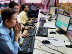 સેન્સેક્સ 244 અંક ઘટ્યો, નિફ્ટી 14296 પર બંધ; અલ્ટ્રાટેક સિમેન્ટ, HCL ટેક ઘટ્યા બિઝનેસ,Business - Divya Bhaskar