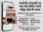 આ વર્ષે બીજા ક્વાર્ટરમાં સ્માર્ટફોનનાં શિપમેન્ટમાં 15% સુધીનો ઘટાડો આવી શકે છે, ભાવવધારાની ડિમાન્ડ પર અસર થશે ગેજેટ,Gadgets - Divya Bhaskar