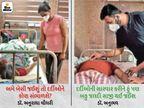 આ બે ડોક્ટર્સ પોઝિટિવ, પરંતુ તેઓ જે વોર્ડમાં દાખલ થયા ત્યાં પણ દર્દીઓની સારવાર કરે છે ઈન્ડિયા,National - Divya Bhaskar