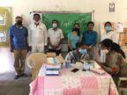પાટણમાં વીર ચેરીટેબલ ટ્રસ્ટ દ્વારા કોરોના રસીકરણ કેમ્પ યોજાયો, 254 લોકોએ રસીનો લાભ લીધો|પાટણ,Patan - Divya Bhaskar