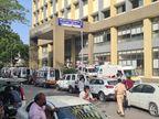 જામનગર જિલ્લામાં કોરોના વિસ્ફોટ, આજે એક જ દિવસમાં રેકોર્ડબ્રેક 607 કેસ નોંધાયા, સારવાર દરમિયાન 80થી વધુ દર્દીઓએ દમ તોડ્યો|જામનગર,Jamnagar - Divya Bhaskar