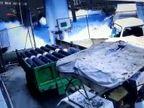 નાસિકની સરકારી હોસ્પિટલમાં આ રીતે ઑક્સિજન લીક થયો હતો, CCTV ફૂટેજ સામે આવ્યા|ઈન્ડિયા,National - Divya Bhaskar