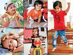 સુરતમાં 25 દિવસના શિશુથી માંડી 5 વર્ષનાં બાળકોએ કોરોનાને હરાવ્યો, 'કોરોના સામે કેવી રીતે જીતી શકાય?' એનો વિશ્વાસ અપાવતી તસવીરો|સુરત,Surat - Divya Bhaskar