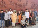 7 દિવસમાં પરિવારના 12ને ચેપ લાગ્યો, સાથે રહી 20 દિવસમાં કોરોનાને હરાવ્યો અમદાવાદ,Ahmedabad - Divya Bhaskar