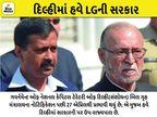 દિલ્હીમાં GNCTD બિલ લાગુ, કેજરીવાલ સરકારને કોઈપણ નિર્ણય પહેલાં ઉપ-રાજ્યપાલની મંજૂરી લેવી પડશે|ઈન્ડિયા,National - Divya Bhaskar