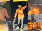 વડોદરાના અલકાપુરી ગરનાળામાં આગ લાગી નહોતી, પણ લગાવાઇ હતી, આગ લગાવતો ભિક્ષુક CCTVમાં કેદ, પોલીસે ધરપકડ કરી|વડોદરા,Vadodara - Divya Bhaskar