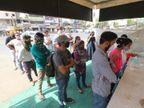 શહેર અને જિલ્લામાં સતત આઠમા દિવસે 5 હજારથી વધુ કેસ, છેલ્લા 24 કલાકમાં 5,319 નવા કેસ અને 2,557 દર્દી સાજા થયા, 25ના મોત|અમદાવાદ,Ahmedabad - Divya Bhaskar