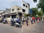 અમદાવાદમાં કોરોના સિવાય સામાન્ય તાવ, શરદી-ઉધરસ તથા ઝાડા-ઉલટી જેવા રોગોમાં વધારો, ખાનગી ક્લિનિક બહાર દર્દીઓની લાઈન લાગી|અમદાવાદ,Ahmedabad - Divya Bhaskar