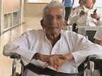 એક જ કુટુંબની 3 પેઢી સંક્રમિત, 103 વર્ષના દાદા ઘરે જ સાજા થયા, બંને દીકરા હોસ્પિટલમાં સારવાર લઇ 20 દિવસમાં સ્વસ્થ સુરત,Surat - Divya Bhaskar