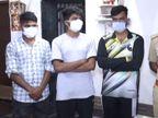 સુરતની સાંઈદીપ હોસ્પિ.માંથી 800નું રેમડેસિવિર 18 હજારમાં વેચતા સંચાલક સહિત 3ની ધરપકડ, પોલીસે ડમી ગ્રાહક બની કૌભાંડ ઝડપ્યું|સુરત,Surat - Divya Bhaskar