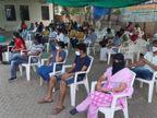 ભાવનગરના લોકો કોરોના રસી માટે અગ્રેસર, છ દિવસની અંદર 18 થી 44 વયના 4200 લોકોએ વેક્સિન લીધી ભાવનગર,Bhavnagar - Divya Bhaskar