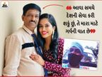 'ઇન્ડિયન આઇડલ'ની સ્પર્ધક સાયલીના પિતા કોરોના દર્દીઓ માટે 12-14 કલાક નોન-સ્ટૉપ એમ્બ્યુલન્સ ચલાવે છે ટીવી,TV - Divya Bhaskar