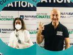 કેન્સરની સારવાર બાદ કિરણ ખેર પહેલી જ વાર જોવા મળ્યાં, કોરોના વેક્સિનનો બીજો ડોઝ લીધો બોલિવૂડ,Bollywood - Divya Bhaskar