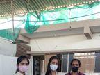 કોરોના કાળમાં નિઃસહાય વૃદ્ધ માતા માટે 'સખી' વન સ્ટોપ સેન્ટરે સંતાનની ભૂમિકા અદા કરી|જામનગર,Jamnagar - Divya Bhaskar