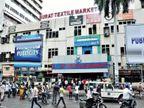 સુરતના ડાયમંડ સિવાય તમામ વેપારને ફટકો, વિવર્સોનું 5100 કરોડનું પેમેન્ટ અટવાયું; હોટલ-રેસ્ટોરન્ટ બંધ થવાના આરે સુરત,Surat - Divya Bhaskar
