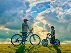 UKમાં સ્થાયી થયેલા ભાવપરાના વતની બે બાળકો રોજ 10 માઇલનો સાયકલ પ્રવાસ કરી પોરબંદર માટે દાન એકઠું કરી રહ્યા છે પોરબંદર,Porbandar - Divya Bhaskar