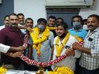 ગોંડલ નાગરિક બેંકના ચેરમેન, વાઇસ ચેરમેનની વરણી|ગોંડલ,Gondal - Divya Bhaskar