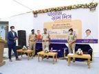 અમદાવાદ જિલ્લાનાં 455 ગામોમાં 3500 પોલીસ મિત્રની નિમણૂક કરાઇ બાવળા,Bavla - Divya Bhaskar