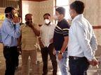 મૃતક વ્યક્તિના નામે વેક્સિન મુકવાના મામલે રાજકોટ જિલ્લા આરોગ્ય અધિકારી ઉપલેટા દોડી ગયા, તપાસ બાદ જવાબદાર સામે કાર્યવાહી થશે|રાજકોટ,Rajkot - Divya Bhaskar