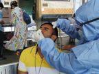 સતત બીજા દિવસે પણ કોરોના મૃત્યુઆંકમાં ઘટાડો, 24 કલાકમાં 3 દર્દીના મોત,આજે નવા 82 કેસ નોંધાયા|રાજકોટ,Rajkot - Divya Bhaskar