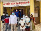 રાજકોટના ત્રંબા સહિત 9 ગામ કોરોનામુક્ત, આરોગ્ય ટીમ ગામડામાં ઘરે ઘરે જઇ પરિવારને સમજાવે, હા પાડે તો વેક્સિન આપે|રાજકોટ,Rajkot - Divya Bhaskar