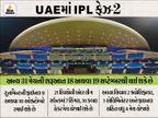 બાકીની 31 મેચમાં 50% દર્શકોને પ્રવેશ અપાશે; BCCI અધ્યક્ષ ગાંગુલી અને સેક્રેટરી જય શાહ સહિતના ઉચ્ચ અધિકારીઓ UAE પહોંચ્યા|ક્રિકેટ,Cricket - Divya Bhaskar