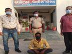 અમીરગઢમાં પરિણીતાની હત્યા કરનારાને પોલીસે દબોચી લીધો|અમીરગઢ,Amirgarh - Divya Bhaskar