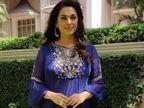 હાઈકોર્ટમાં જૂહી ચાવલાની અરજી પર ઓનલાઈન સુનાવણી શરૂ થતાં જ વ્યક્તિ ગાવા લાગ્યો, 'ઘૂંઘટ કી આડ સે દિલબર કા...'|બોલિવૂડ,Bollywood - Divya Bhaskar