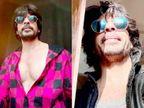 શાહરુખ ખાન જેવો જ દેખાતો ઈબ્રાહિમ કાદરીની તસવીરો વાઇરલ, ચાહકોએ કહ્યું- આંખો પર વિશ્વાસ નથી થતો બોલિવૂડ,Bollywood - Divya Bhaskar