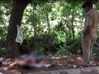સુરતમાં 25 વર્ષના યુવકના પેટમાં તિક્ષ્ણ હથિયારના ઘા ઝીંકાતા આતરડા બહાર આવી જતા મોત, મૃતદેહ નજીકથી દારૂની બોટલો મળી સુરત,Surat - Divya Bhaskar