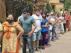 સુરત ગ્રામ્યમાં પ્રથમ દિવસે 3760 યુવાઓને કોરોના વેક્સિન અપાઇ|બારડોલી,Bardoli - Divya Bhaskar