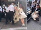 માસ્ક વગર શૉપિંગ કરવા પહોંચેલી મહિલાને બાઉન્સરે બહારનો રસ્તો બતાવ્યો તો મહિલાએ તેના પર થૂંકીને દોટ મૂકી, થોડાક જ કલાકમાં પોલીસે ધરપકડ કરી|લાઇફસ્ટાઇલ,Lifestyle - Divya Bhaskar