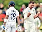 ચેમ્પિયનશિપમાં ભારતની પહેલી હાર, ટીમ 250 સુધી પણ પહોંચી શકી ન હતી|ક્રિકેટ,Cricket - Divya Bhaskar