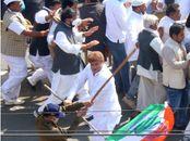 भोपाल में रास्ता रोकने और सरकारी आदेश का उल्लंघन करने पर पूर्व मंत्री पीसी और कैलाश मिश्रा समेत 3 हजार कार्यकर्ताओं पर दो FIR|भोपाल,Bhopal - Dainik Bhaskar