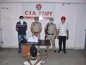 जालंधर की गुलशन फैक्ट्री का कर्मचारी 430 ग्राम गांजा और 25 हजार ड्रग मनी के साथ गिरफ्तार, 4 महीने से बेच रहा था नशा|जालंधर,Jalandhar - Dainik Bhaskar