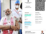 कोरोना व्हॅक्सीनच्या प्रमाणपत्रावरून पीएम मोदींचा फोटो हटवा, तृणमूल काँग्रेसच्या तक्रारीनंतर निवडणूक आयोगाचे केंद्राला आदेश? देश,National - Divya Marathi