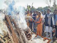 कुरीतियों के खिलाफ आवाज उठाने वाले जीवनलाल नहीं रहे डबरा,Dabra - Dainik Bhaskar
