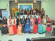 जेसीआई भरतपुर रॉयल ने पांचवां स्थापना दिवस मनाया, नई अध्यक्ष ने संभाला कार्यभार|भरतपुर,Bharatpur - Dainik Bhaskar