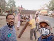 खलघाट की दुकानों से दस सिलेंडर धरमपुरी सेंटर भेजे धार,Dhar - Dainik Bhaskar
